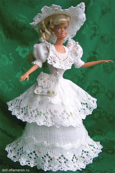 Модные костюмы для Барби