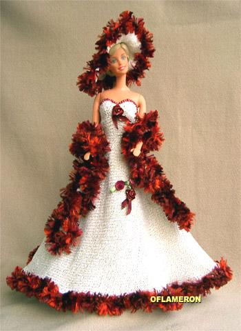 одежды для кукол Барби по