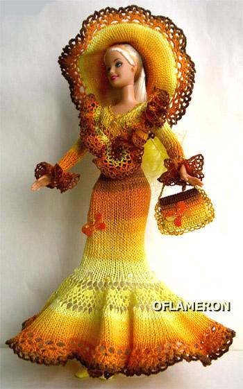 одежды для кукол Барби и